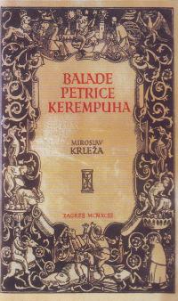Balade Petrice Kerempuha Miroslav Krleza Redatelj Eduard Galic