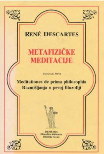 rene dekart meditacije o prvoj filozofiji