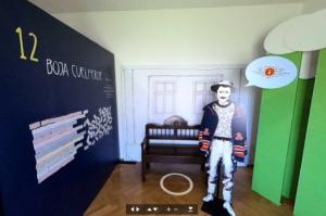 Izložba 12 boja Cvelferije - virtualna šetnja 3D kroz izložbu